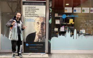 Xupet Negre - Alzheimer Catalunya Fundació