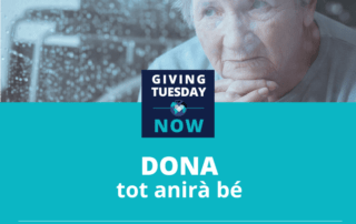 GivingTuesdayNow_AlzheimerCatalunyaFundació